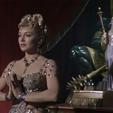 Lana Turner - 13 May 1955: The Prodigal