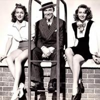 Lana Turner - 19 April 1940: Two Girls on Broadway