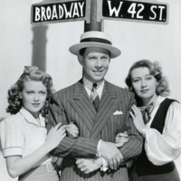 Lana Turner - 19 April 1940: Two Girls on Broadway