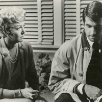 Lana Turner and George Hamilton - 19 July 1961: By Love Possessed