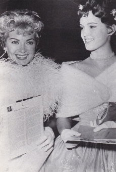 Lana Turner and her daughter Cheryl Crane at the premiere of Imitation of life - 1959