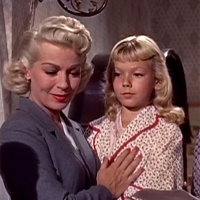 Lana Turner and  Terry Burnham - Imitation Of Life - 1959