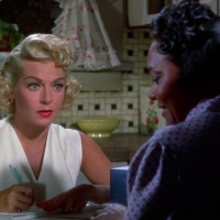 Lana Turner and Juanita Moore - Imitation Of Life - 1959