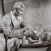 Lana Turner and Jeff Chandler - 30 Jan. 1958: The Lady Takes A Flyer