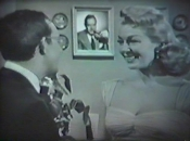 8. Wally Cox and Lana Turner