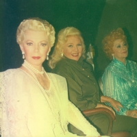 Lana Turner and Ginger Rogers and Lucille Ball