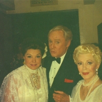 Lana Turner with Esther Williams and Van Johnson
