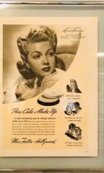 Pan-Cake Make-up Max Factor-1941