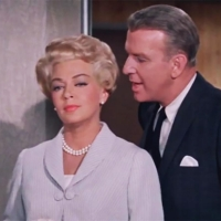 Lana Turner and Don Porter - 2 Nov. 1961 - Bachelor in Paradise