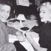 Lana Turner and Frank Sinatra at the Clover Club - 1944