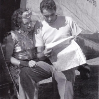 Lana Turner and Tyrone Power