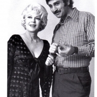 Lana Turner and John Bowab - Forty Carats - 1971