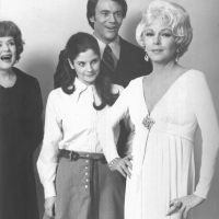 Ann Russell, Kathleen Coyne, Peter Coffield and Lana Turner - Forty Carats