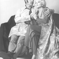 Lana Turner  and Robert Kaye - Forty Carats - 1971