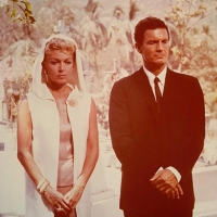 Lana Turner and Cliff Robertson  - Love Has Many Faces - 1965