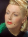 Lana Turner with beauty mark