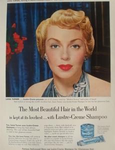 Lustre Creme - 1952