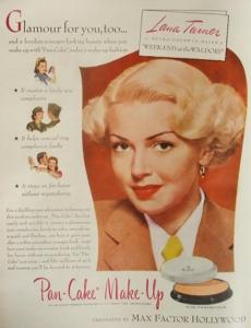 Max Factor - 1945