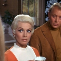 Lana Turner and  Dan O'Herlihy  - The Big Cube - 1969