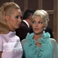 Lana Turner and Karin Mossberg  - The Big Cube - 1969