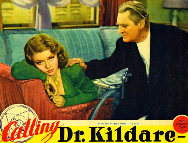 Poster - Calling Dr. Kildare