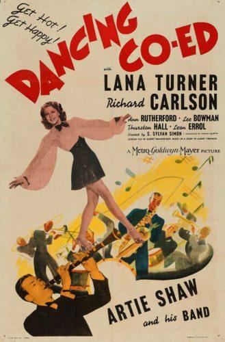 Poster Dancing Co-Ed
