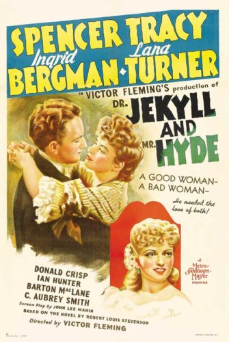 Poster - Dr. Jekyll And Mr. Hyde