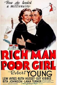 Poster Rich Man, Poor Girl