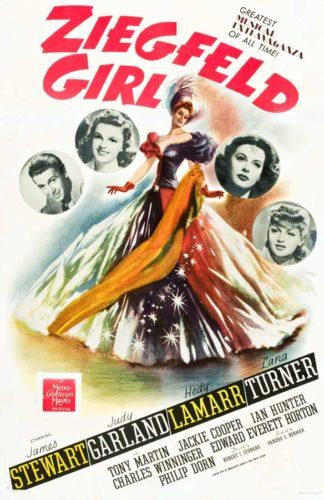 Poster-Ziegfeld-Girl
