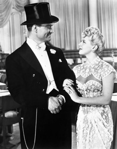 Lana Turner and Red Skelton - Du Barry Was A Lady