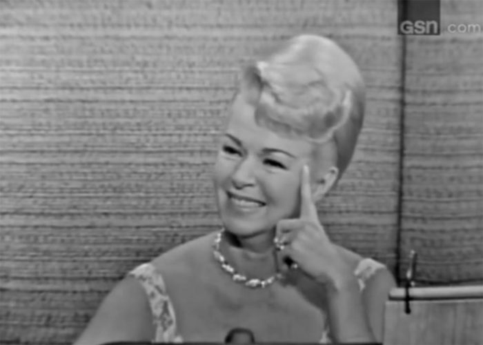 Lana Turner - What's My Line? - 1966