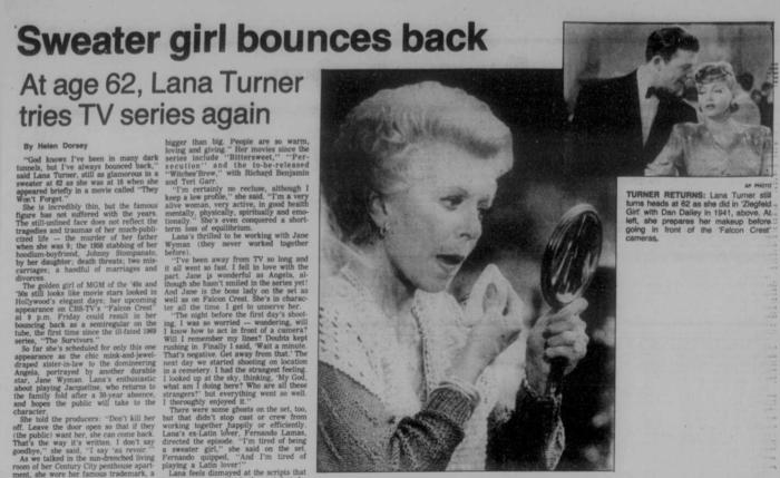 Colorado Springs Gazette1982