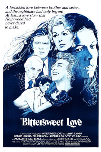 Poster Bittersweet Love