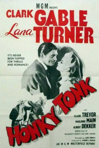 Poster-Honky-Tonk