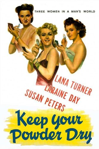 Poster-Keep-Your-Powder-Dry