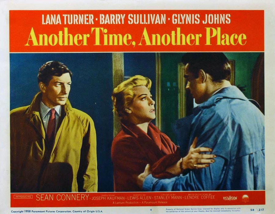 2 May 1958: Another Time, Another Place - Lana Turner