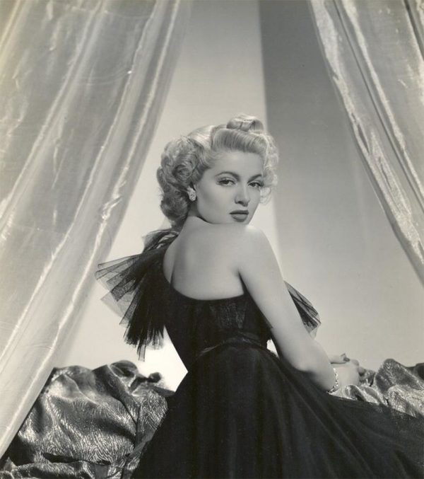 "Lana Turner in ""Slightly Dangerous"" - 1 April 1943"