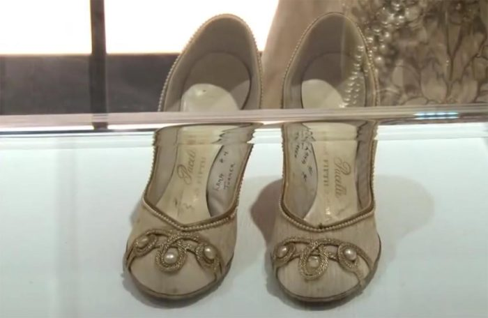 Lana Turner - Shoes - Museum of Brisbane