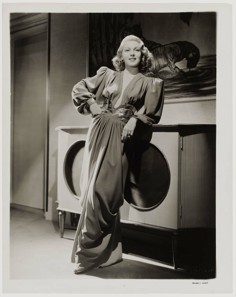 Lana Turner - Museum of Fine Arts - Boston - Ziegfeld Girl