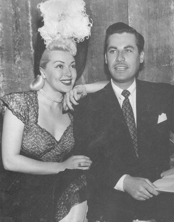 Lana Turner and John Hodiak