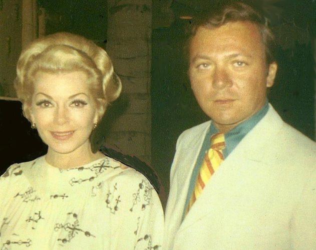 Lana Turner and Lou Valentino