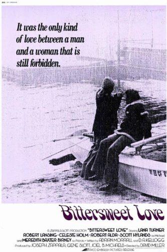 Poster Bittersweet Love - 1976