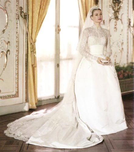 Grace Kelly - Wedding Dress