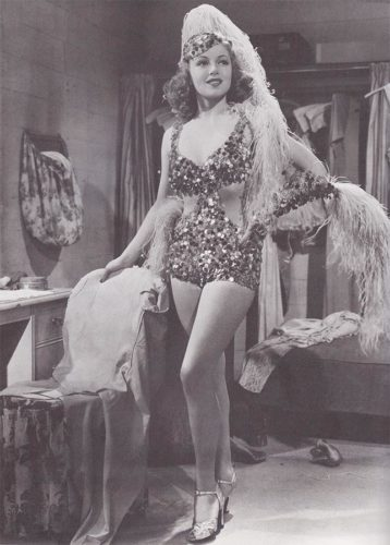 Lana Turner in Dancing Co-Ed