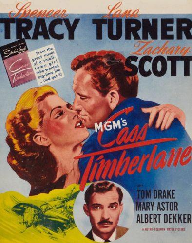 Poster Cass Timberlane