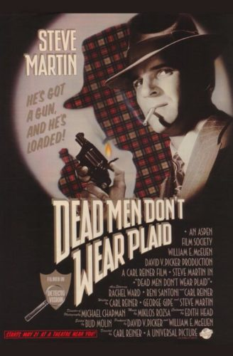 Poster - Dead Men Don't Wear Plaid