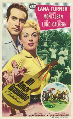 Poster Latin Lovers