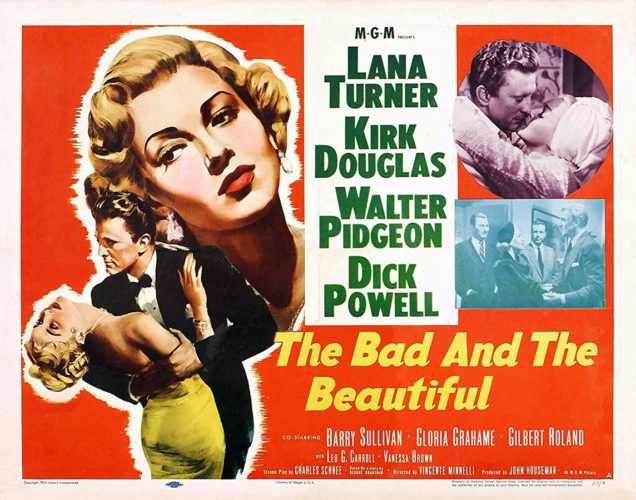 Poster The Bad And The Beautiful