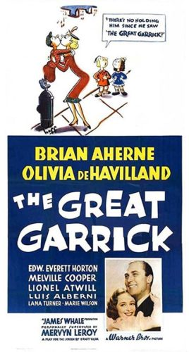 Poster The Great Garrick