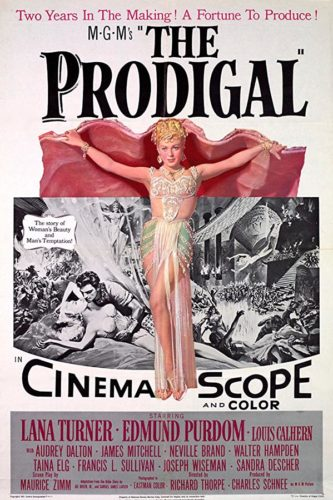 Poster The Prodigal